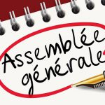 RDV le 5 janvier 2017 pour l'Assemblée Générale du club
