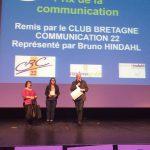 CBC22 partenaire du Salon Entreprendre pour Apprendre et parrain du prix de la communication